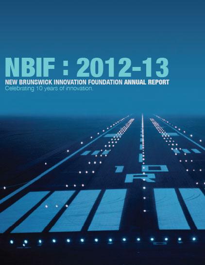 NBIF Annual Report 2012-2013