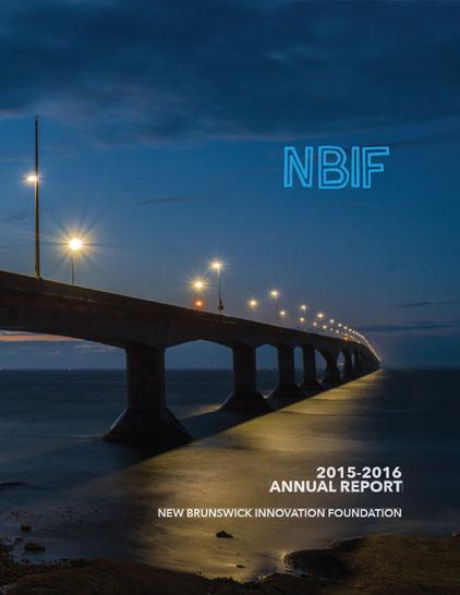 NBIF Annual Report 2015-2016