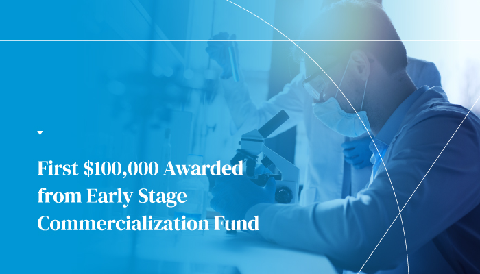 NBIF Announces First $100,000 Awarded from Early Stage Commercialization Fund (ESCF)