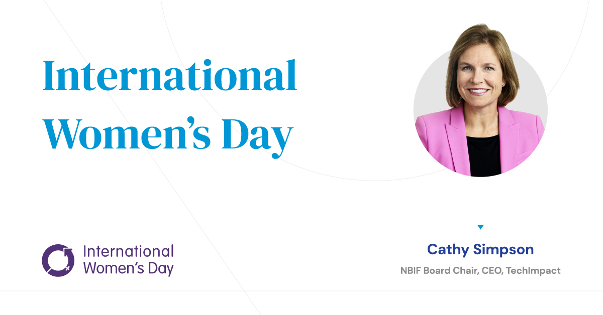 Women's Equality is Possible | NBIF Celebrates International Women's Day