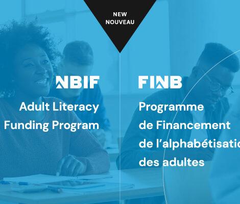 NBIF Adult Literacy Funding Program