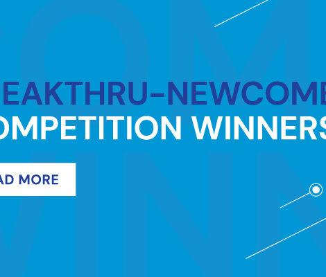 NBIF announces two participants won the breakthru competition