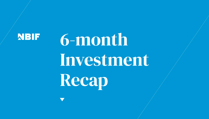 Blog Header for the 6 Month Recap: n February, we made a follow-on investment into SomaDetect